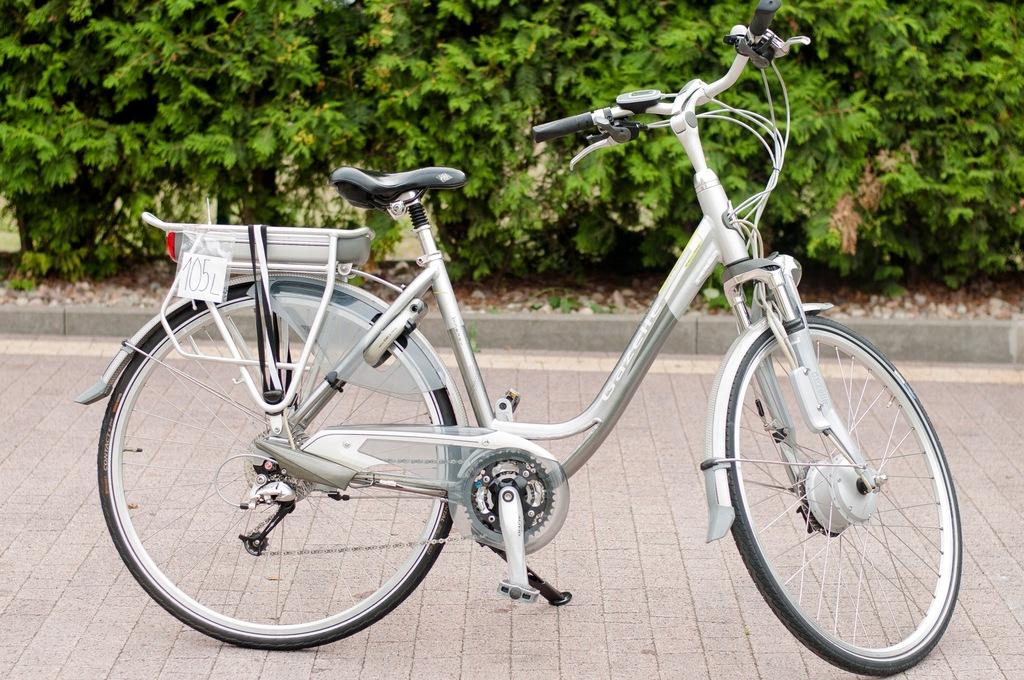 Rower elektryczny Gazelle alu 28'' NR 105L