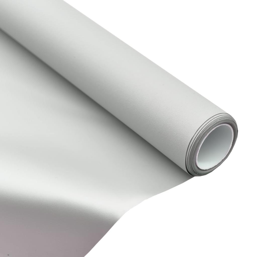 Tkanina na ekran projekcyjny, metaliczna, PVC, 50