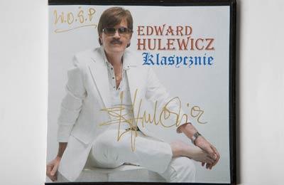 Płyta z ariami operowymi od Edwarda Hulewicza