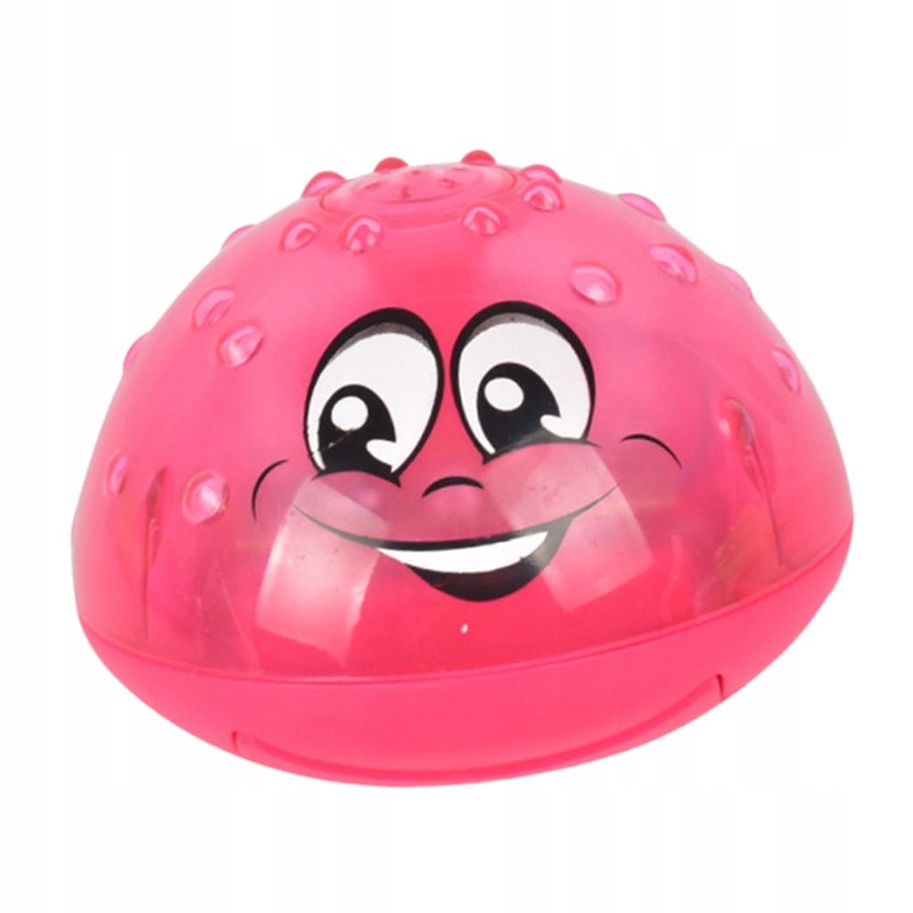 zabawka do kąpieli Light Up Ball - Czerwony