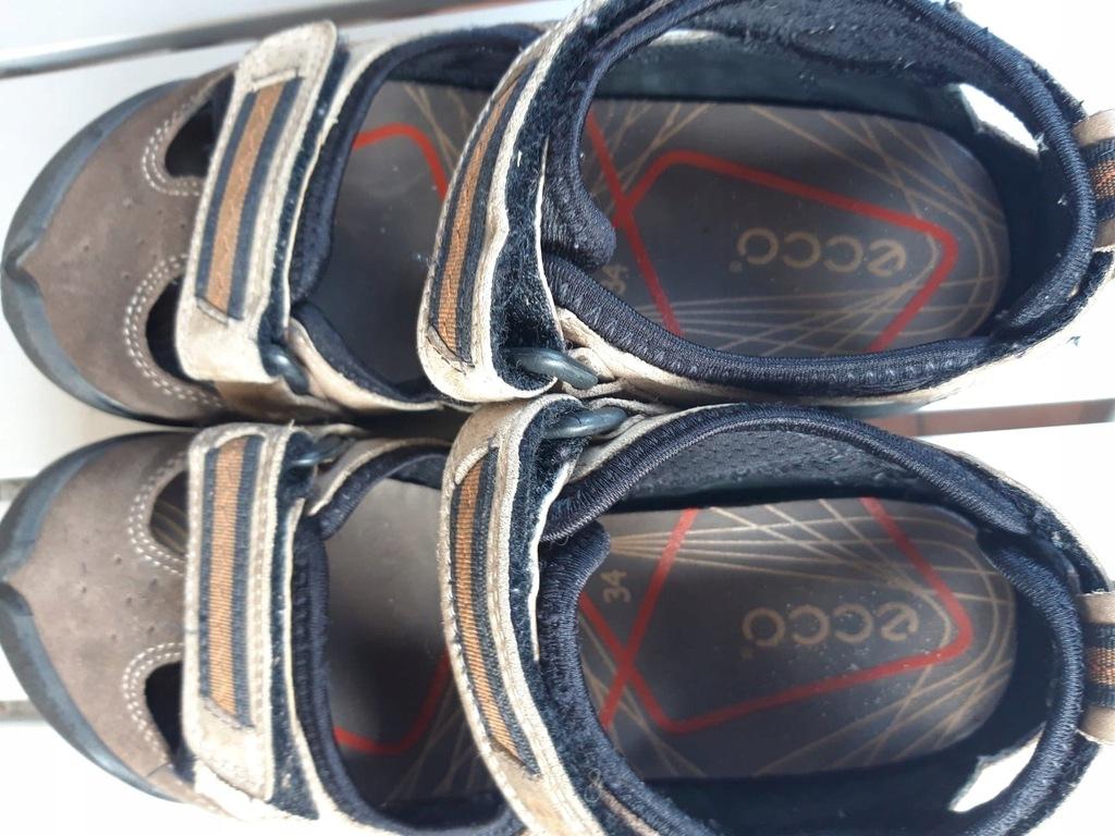 sandały ecco r. 34 Biom
