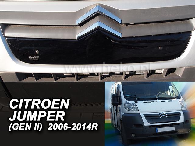 Osłona zimowa CITROEN JUMPER (gen.II) 2006-2014r.
