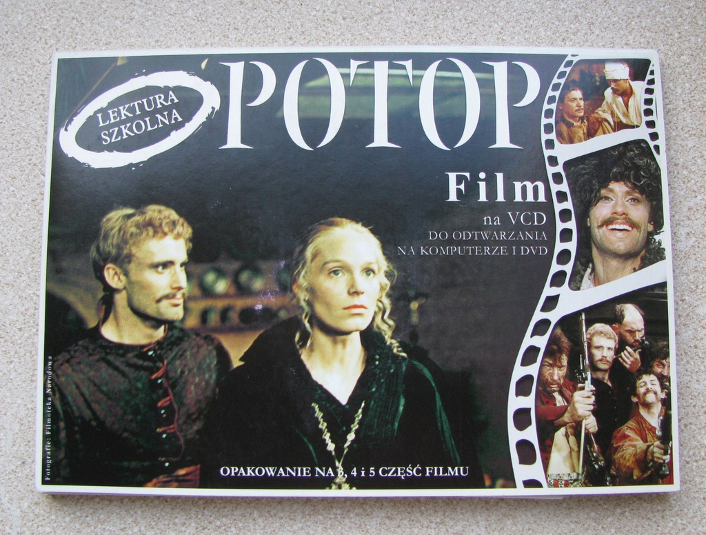 Potop 5 VCD nowy