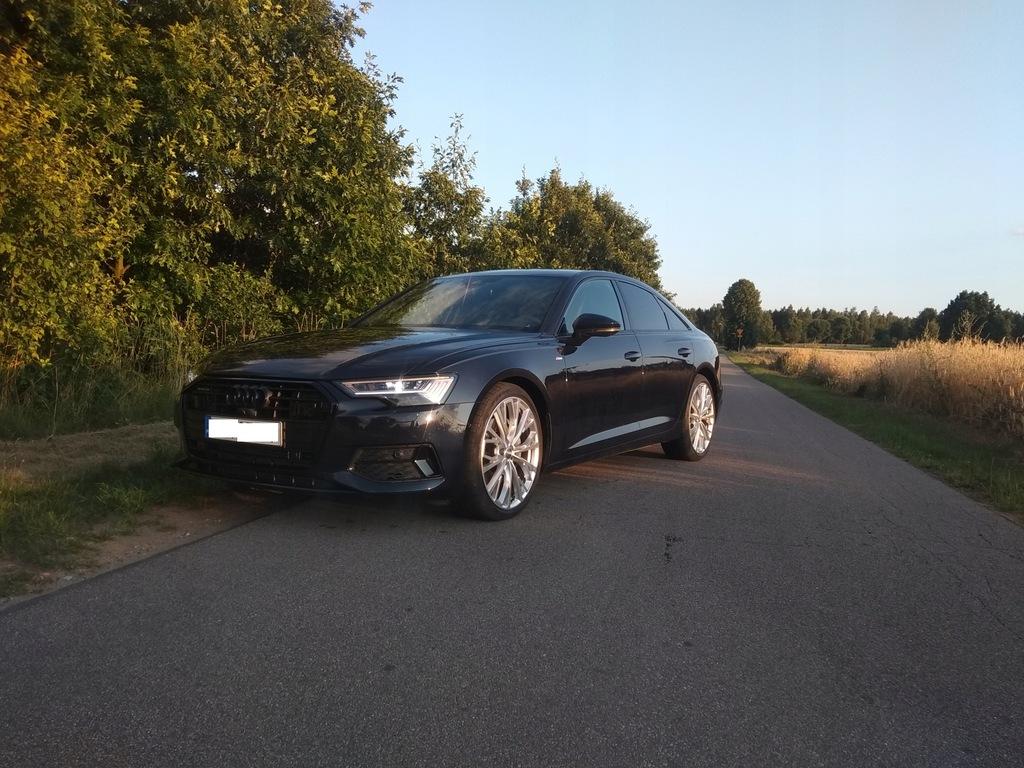 Audi A6 C8 8376265426 Oficjalne Archiwum Allegro