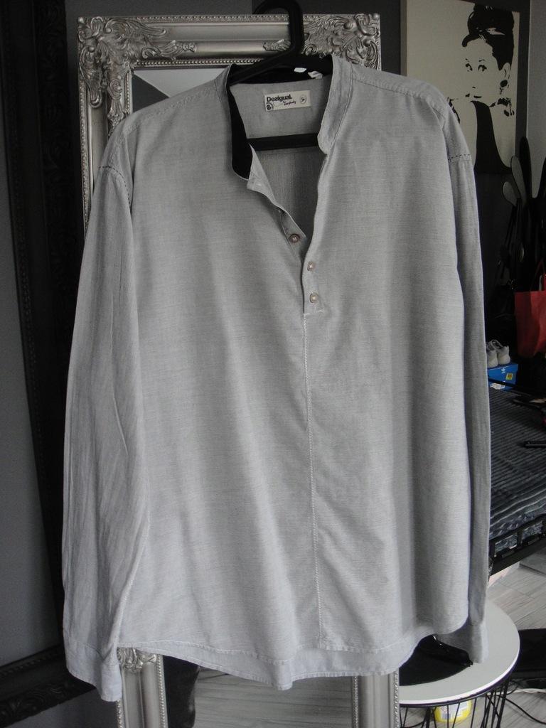 Koszula męska Desigual roz 3xl
