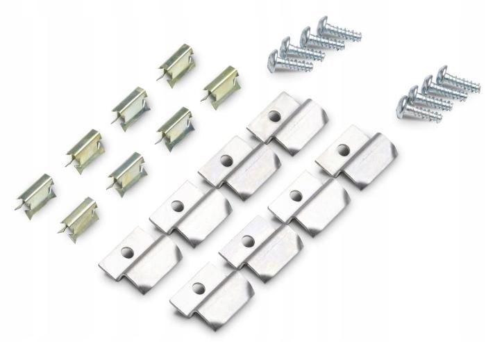 Zestaw montażowy okna DOMETIC Micro Heki 30-31mm