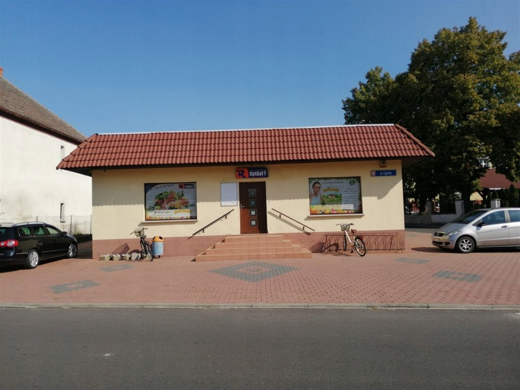 Lokal usługowy, Kamień Śląski, 300 m²