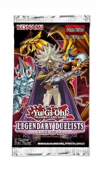 Yu-Gi-Oh! Legendary Duelists: Rage of Ra
