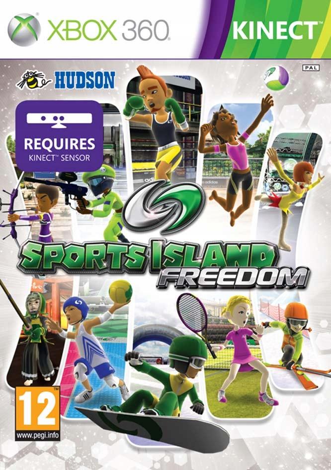 Kinect Sports Island Freedom Xbox 360 Uzywana 7922886046 Oficjalne Archiwum Allegro