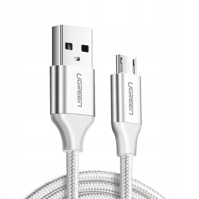 Kabel micro USB UGREEN QC 3.0 2.4A 1.5m