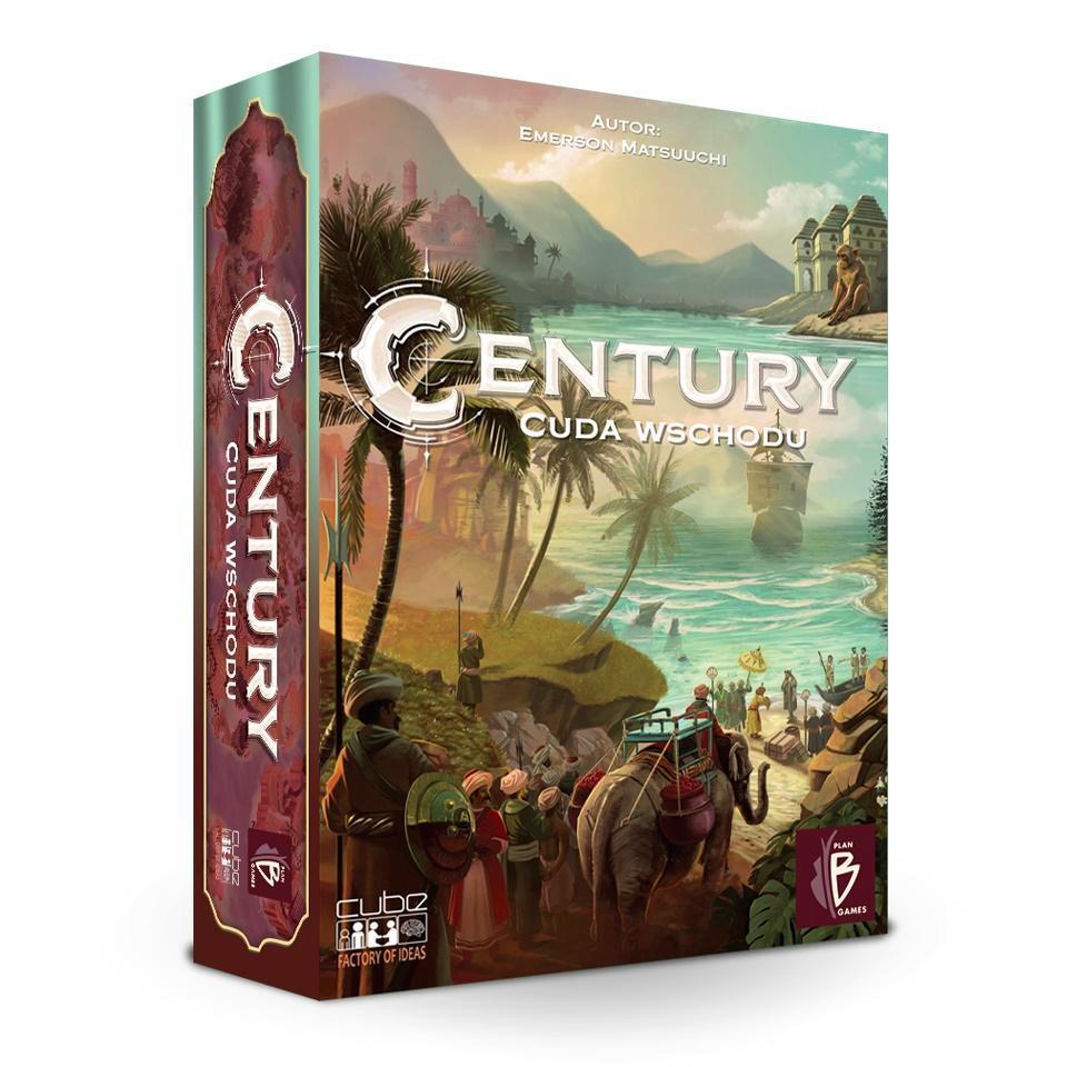 CENTURY CUDA WSCHODU CUBE, CUBE - FACTORY OF IDEAS