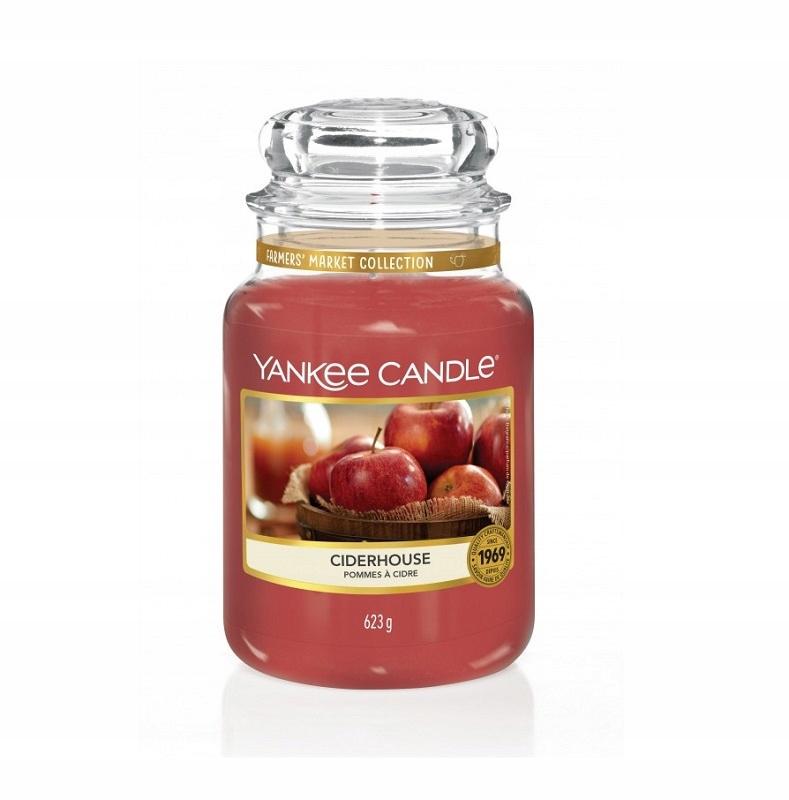 Yankee Candle Ciderhouse Świeczka Zapachowa 623g