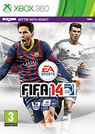 Fifa 14 Pl Xbox 360 9831159175 Oficjalne Archiwum Allegro