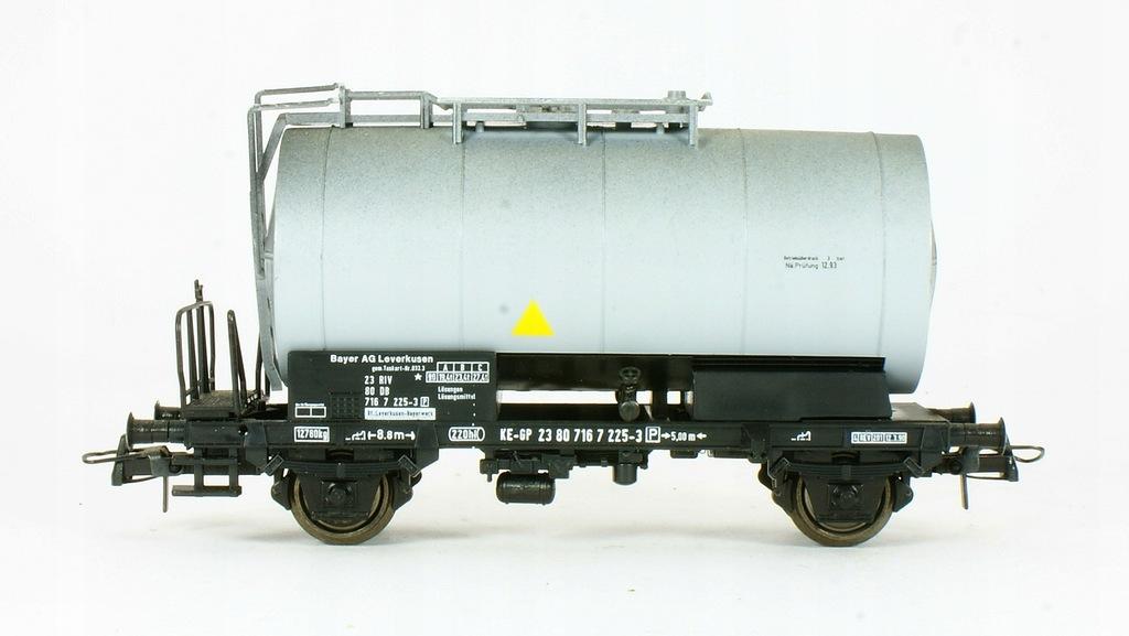 Roco. Wagon cysterna DB III ep.
