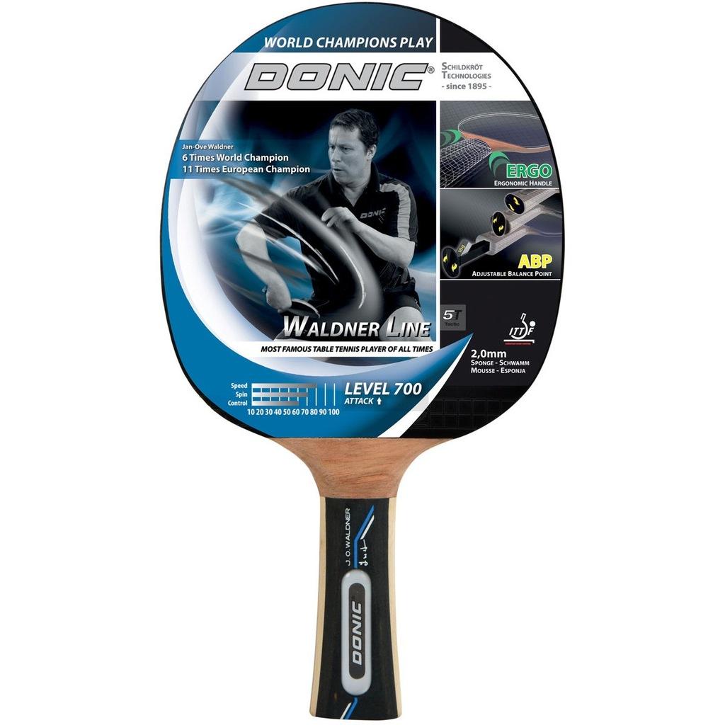 Rakietka do tenisa stołowego Donic Waldner 700