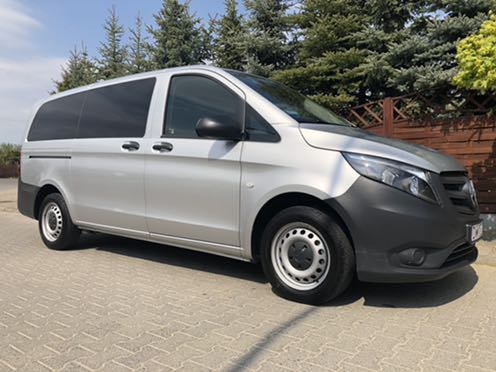 Mercedes VITO Salon PL