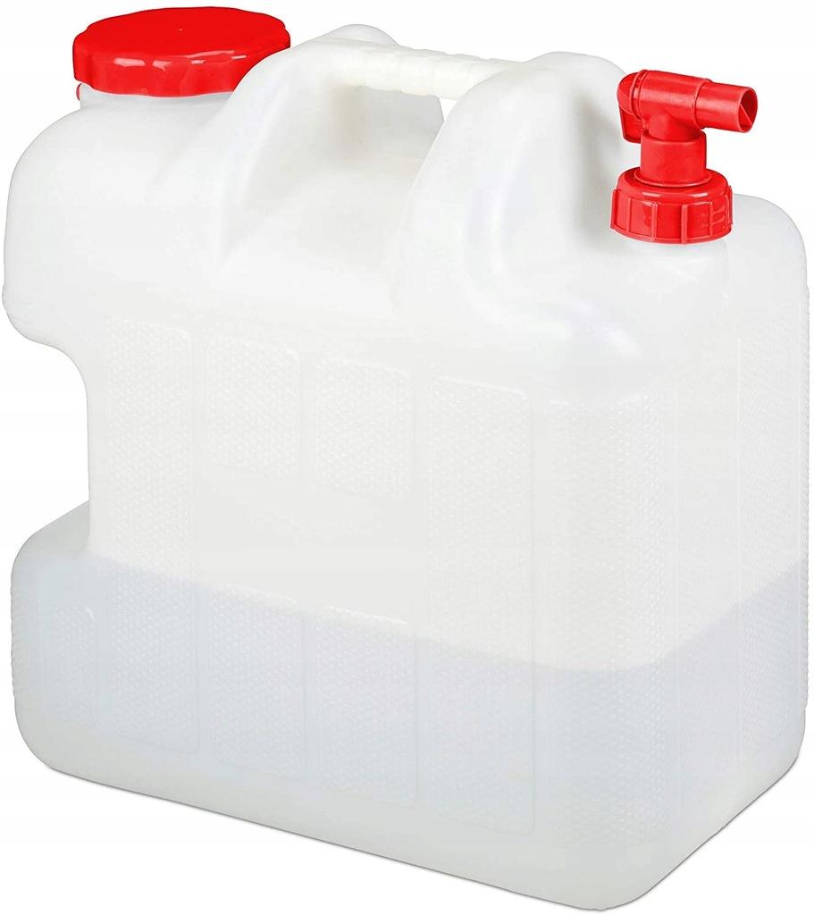 Kanister na wodę z kranikiem, 25 l, bez BPA