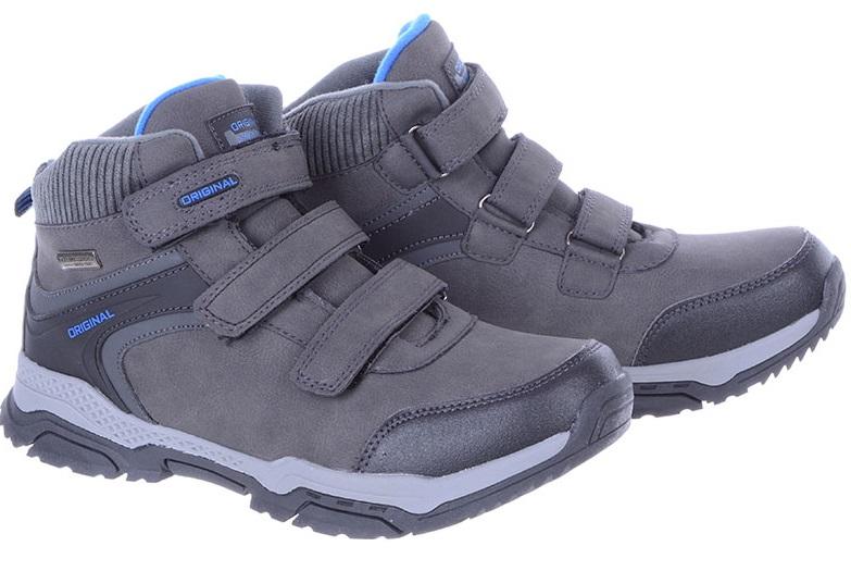 Buty Dziecięce zimowe na rzep chłopięce 38 7715