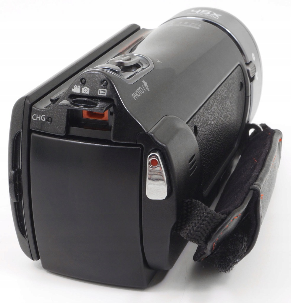 SAMSUNG HMX H400 zestaw: KAMERA torba ŁADOWARKA +