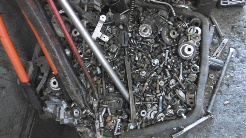 Sruby Srubki Samochodowe Uzywane 20 Kg 200 Kg 7795055604 Oficjalne Archiwum Allegro
