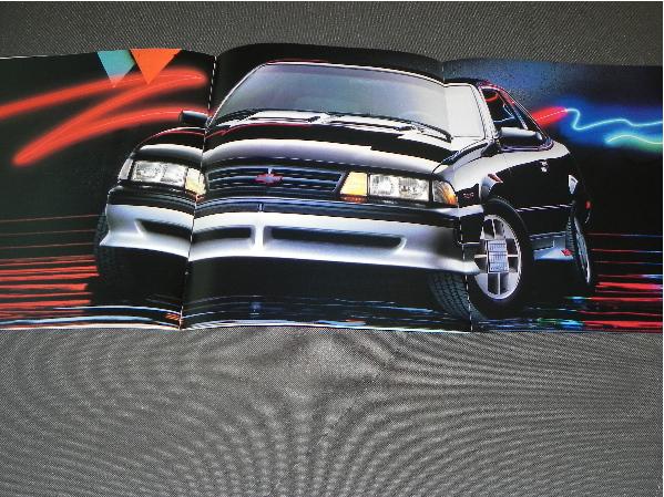Chevrolet Cavalier Z24 RS Sport - 1988 - USA