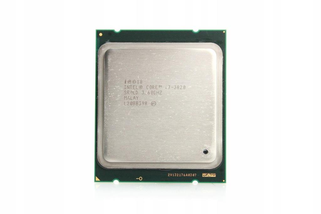 Core i7-3820 3.6GHz LGA2011 - Warszawa Sklep