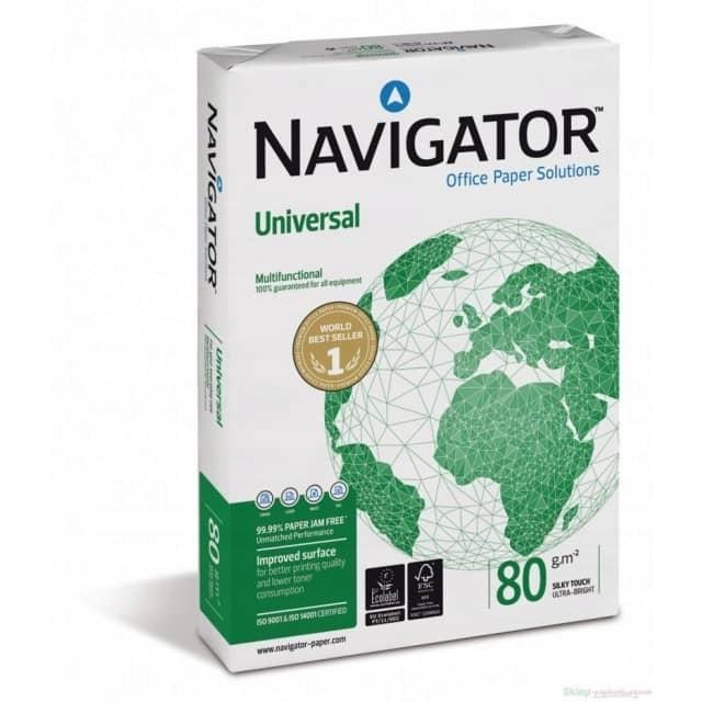 Papier ksero A4 80g Navigator Universal