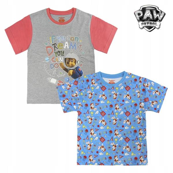 Koszulka z krótkim rękawem dla dzieci The Paw Patr