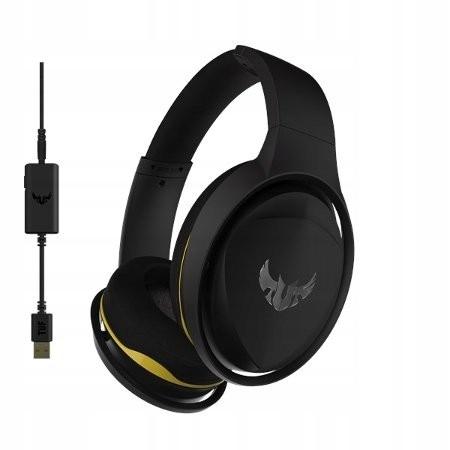 Zestaw słuchawkowy TUF Gaming H5 z mikrofonem,