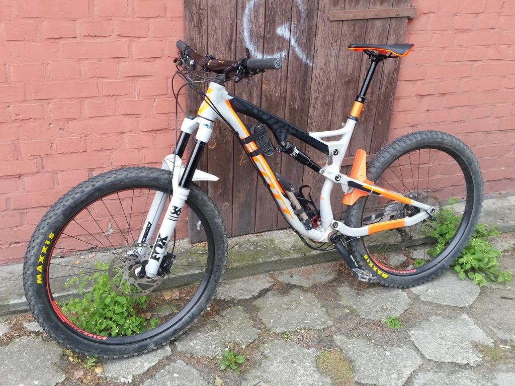 rower enduro SCOTT Genius 720 LT rozmiar L