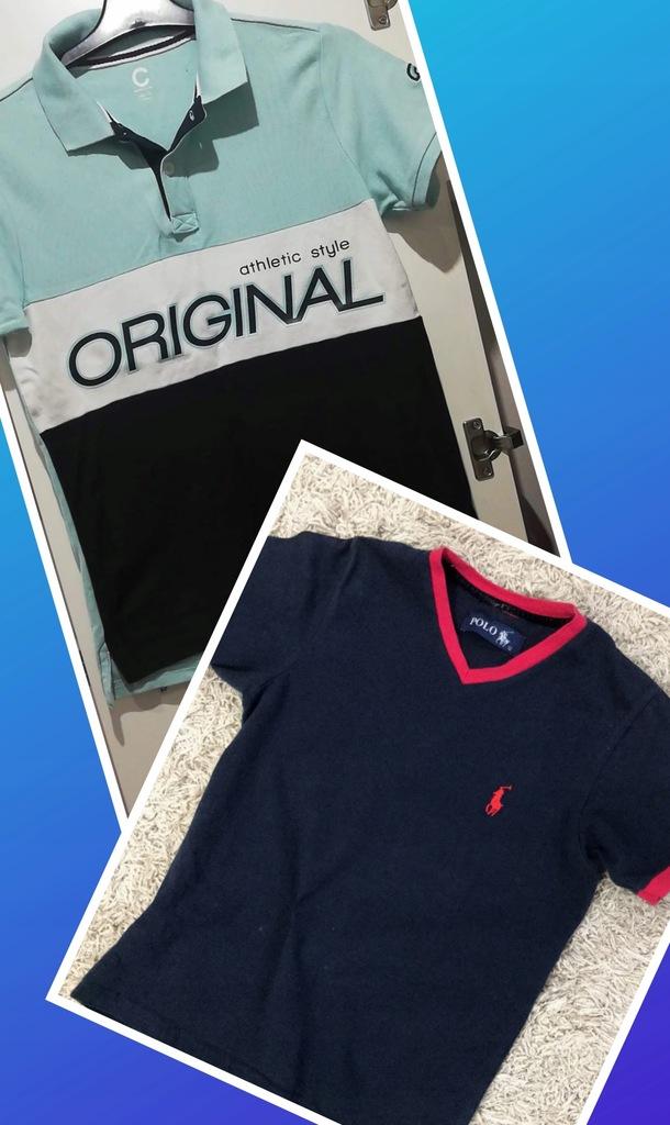 Bluzeczka Polo i cubus