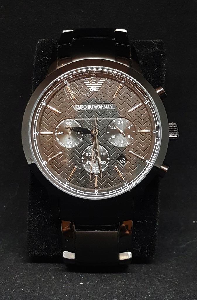 Zegarek Emporio Armani AR2485 + Pudełko