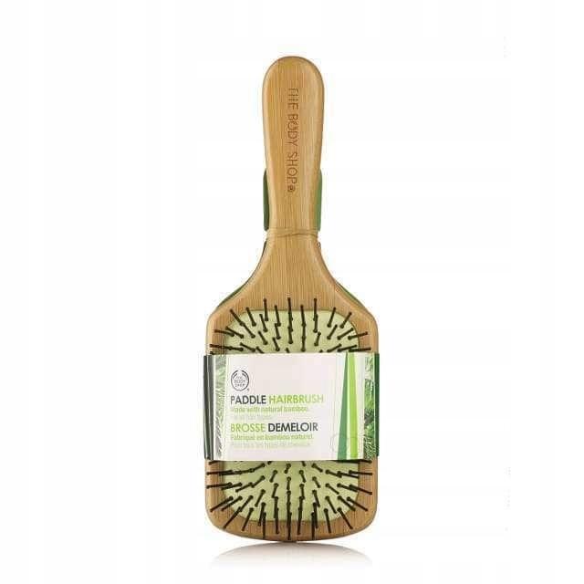 The Body Shop szczotka do włosów DUŻA + grejpfrut