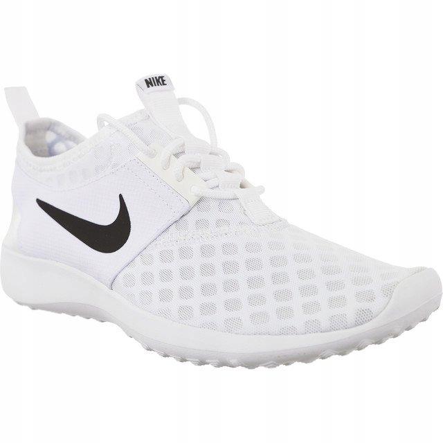 Białe Tekstylne Buty Damskie Sportowe Nike rozmiar 37,5