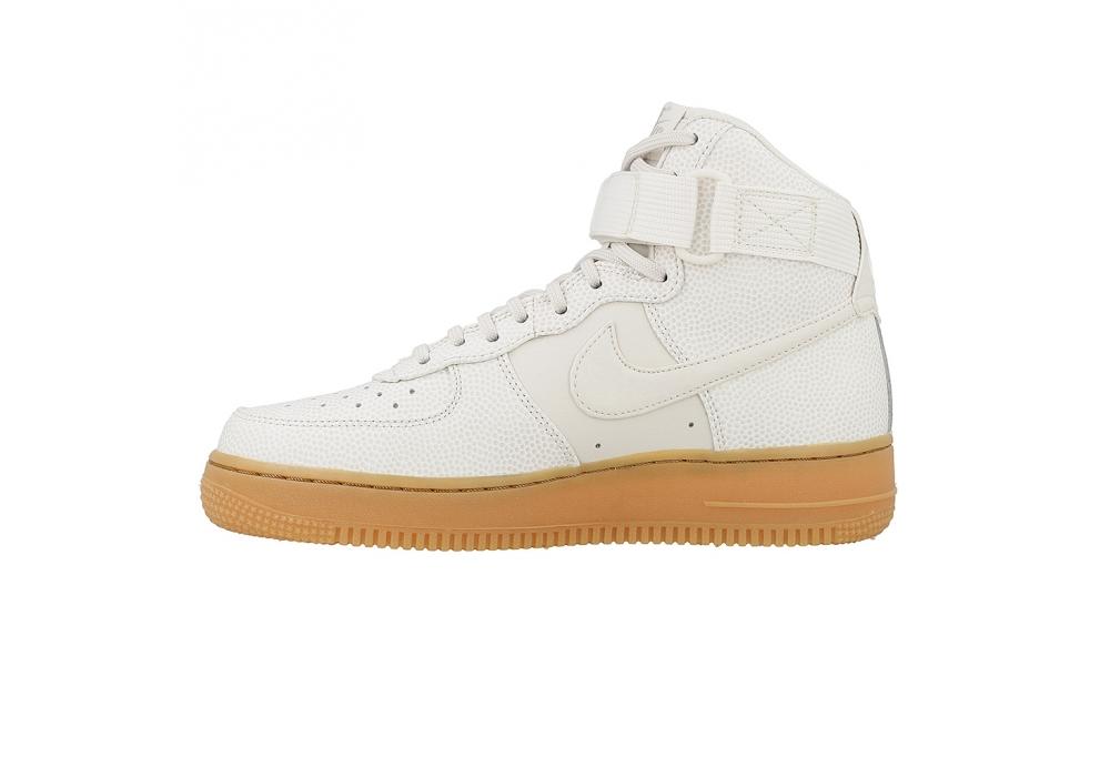 Nike Air Force 1 Hi Se 860544 004 czarny