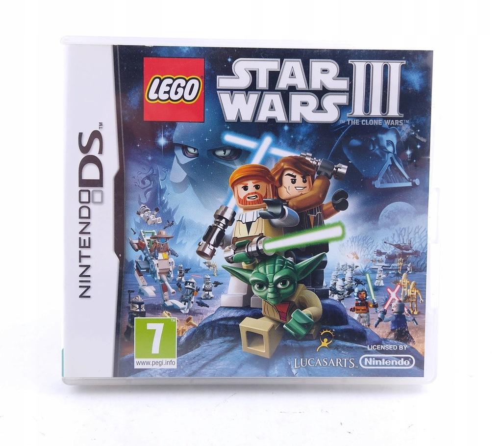 Star Wars III DS ! Nintendo