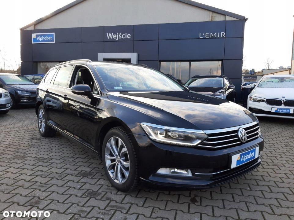 Volkswagen Passat 150KM