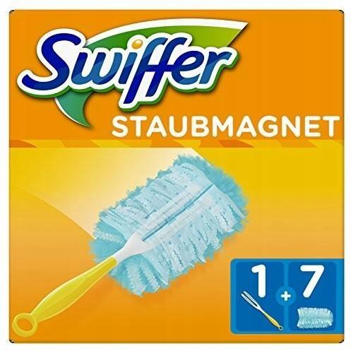 Swiffer Duster kit miotełka do kurzu + 7 wkładów