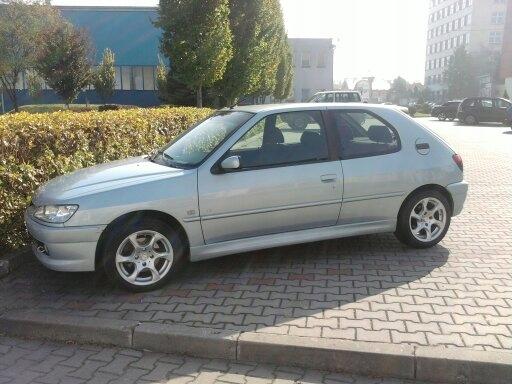 Peugeot 306 2 0 Hdi 2000 R Wersja Xs Lift 8002096261