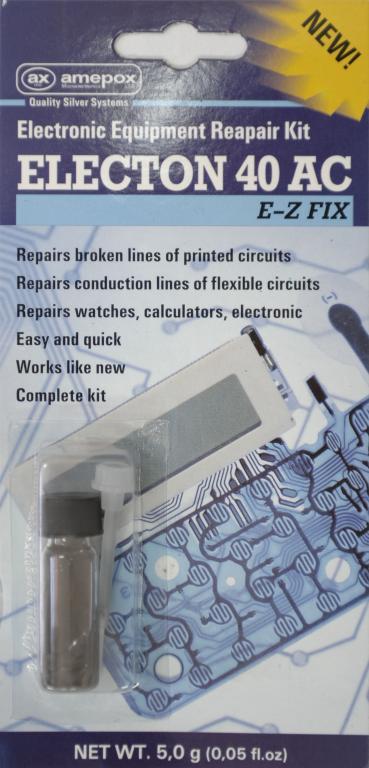 klej lakier przewodzący ELECTON 40 AC 5g