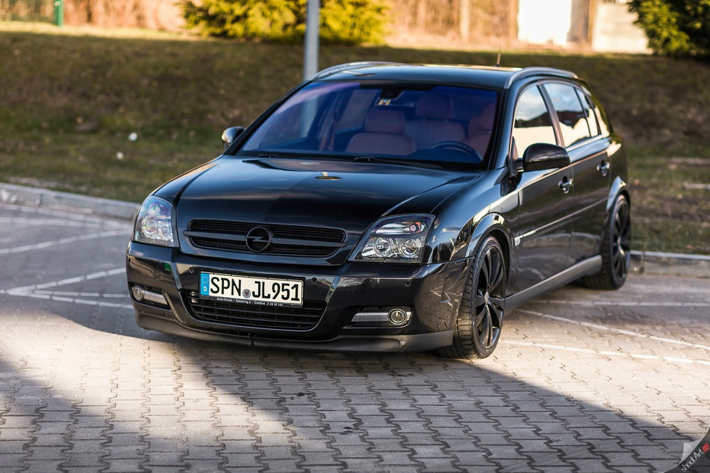 Opel Signum 2 2benz 2003r Navi Skora Alu Tuning 7840391332 Oficjalne Archiwum Allegro