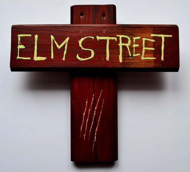 ELM STREET - NIGHTMARE HORROR FILM
