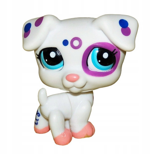 piesek JACK RUSSEL terier #2306 Littlest Pet Shop