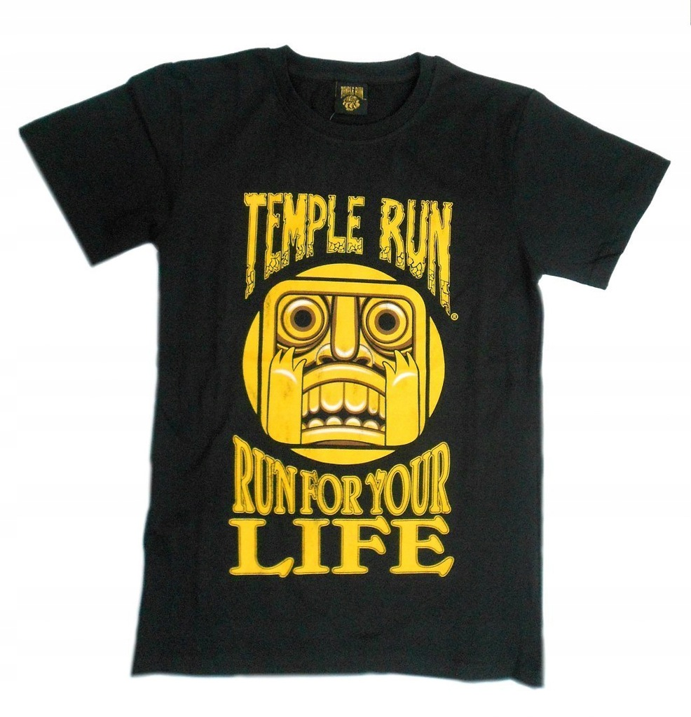 T-shirt Temple Run : Rozmiar: - 11/12