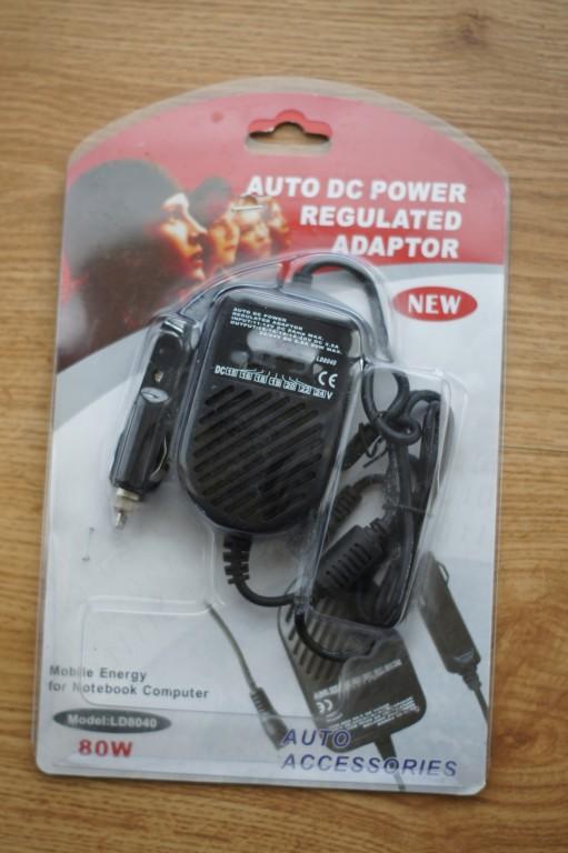 AUTO DC POWER REGULATED ADAPTOR