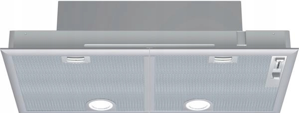 Okap do zabudowy Siemens LB 75565 (379,3 m3/h; 730