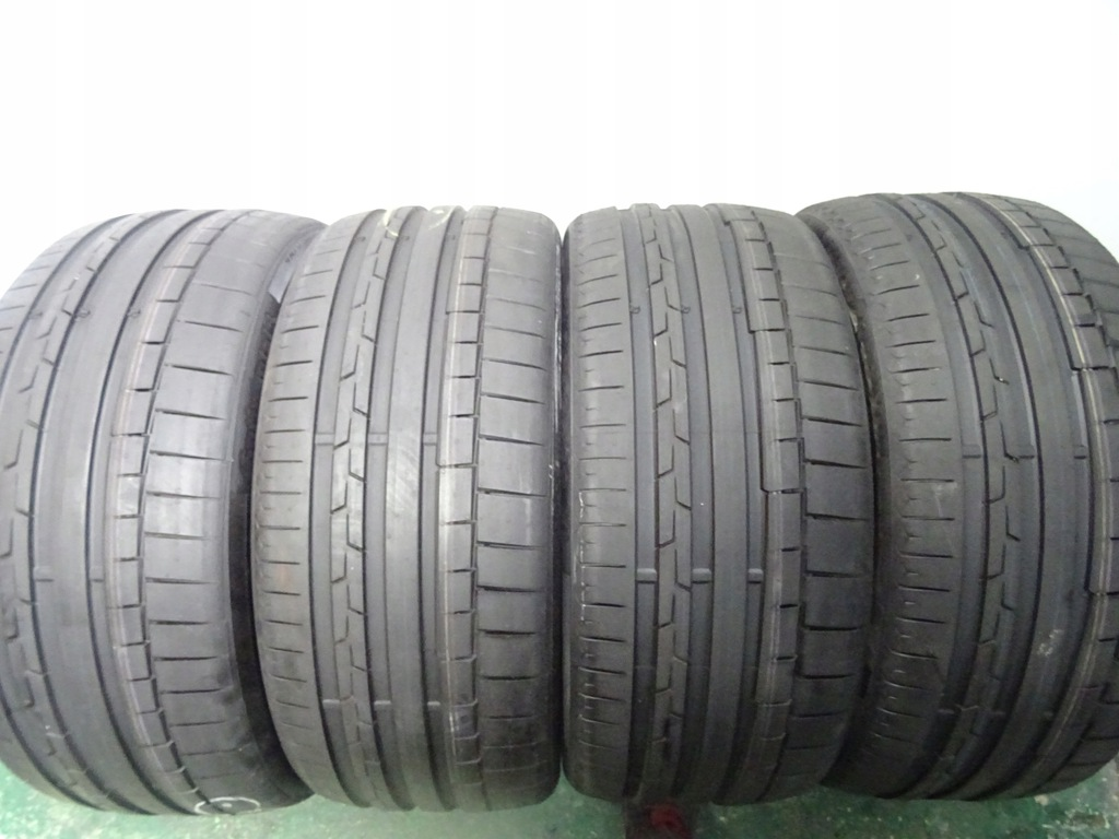 245/35/20 95Y CONTINENTAL SPORTCONTACT 6 XL