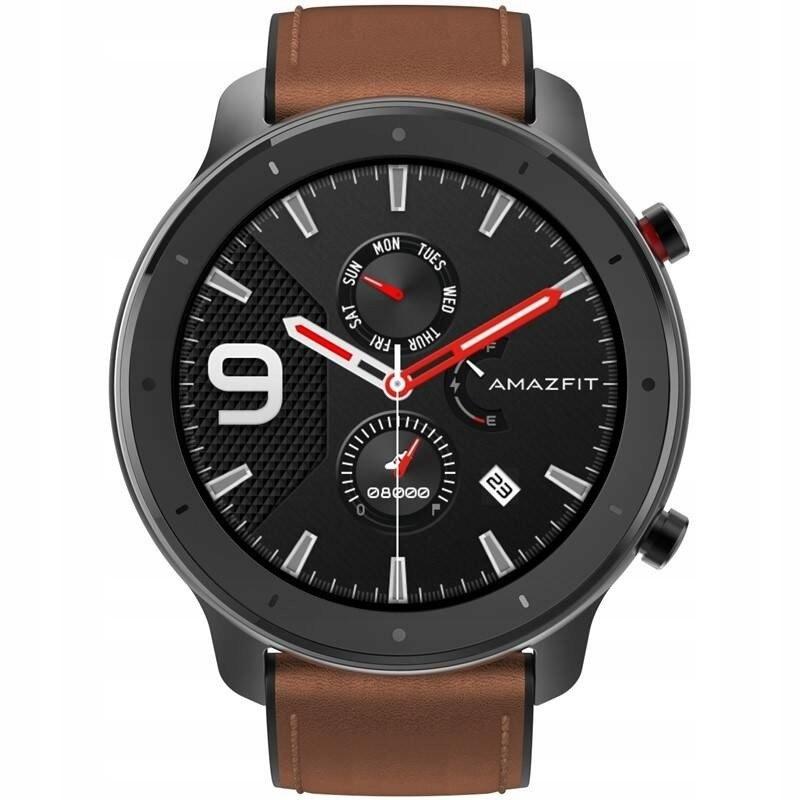 Smartwatch Xiaomi Amazfit GTR A1902 brązowy