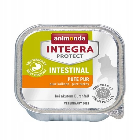 ANIMONDA INTEGRA Protect Intestinal szalki czysty
