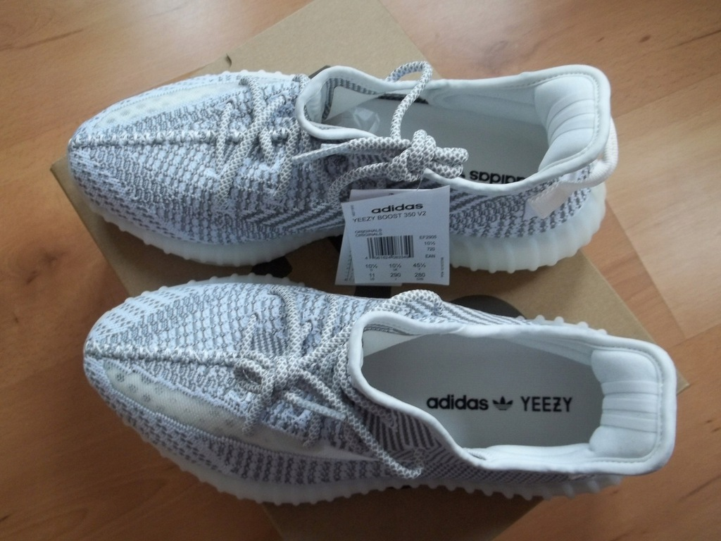 adidas Yeezy Boost 350 V2 Static (Non Reflective)
